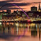 Night Tyne by Great North Views