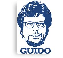 Guido + Guido Canvas Print