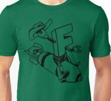 F-Bomb Funny Geek Nerd Unisex T-Shirt