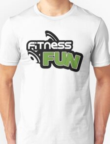 Fitness fun Funny Geek Nerd T-Shirt
