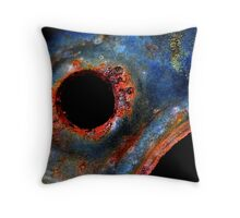 Shocked Throw Pillow