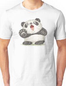 Surprized Panda T-Shirt