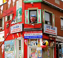 The Best Ice Cream Parlour..... In TORONTO..... Re~OPEN in MARCH by Larry Llewellyn
