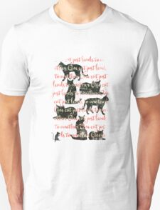 one cat just leads to another T-Shirt