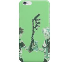 Kingdom Hearts Keyblade Masters Sora Ventus iPhone Case/Skin