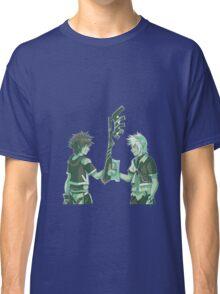 Kingdom Hearts Keyblade Masters Sora Ventus Classic T-Shirt