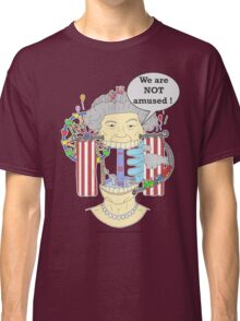 We are NOT amused ! Classic T-Shirt