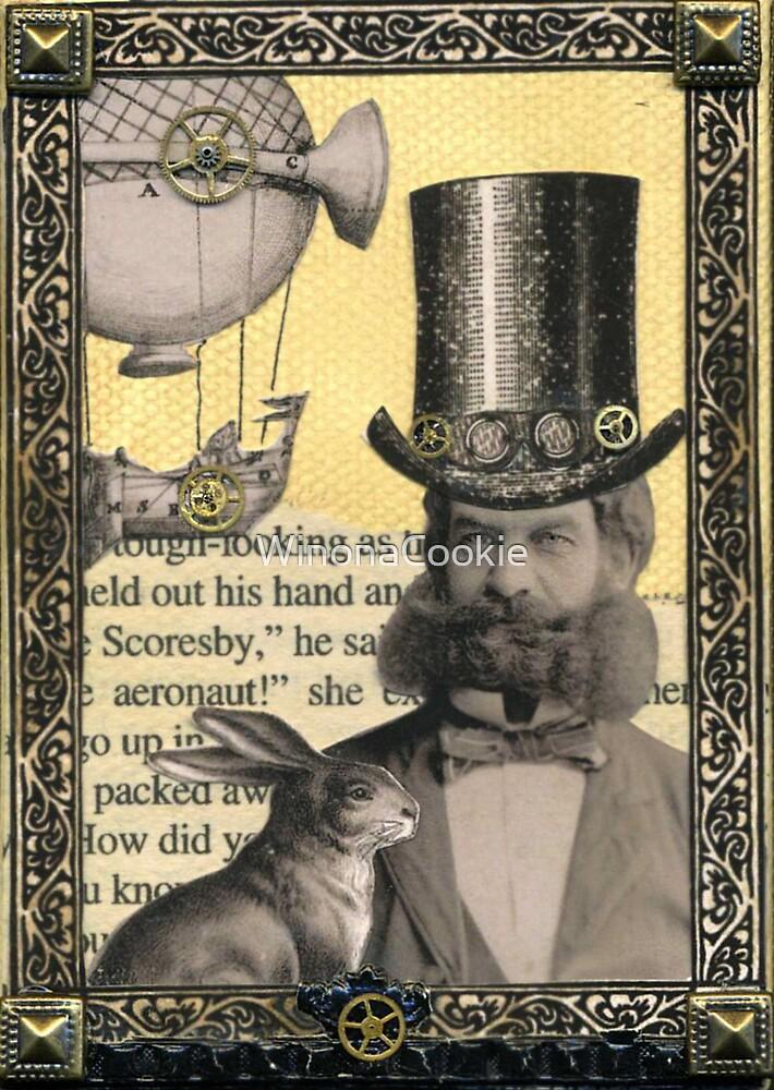 Lee Scoresby & Hester by WinonaCookie