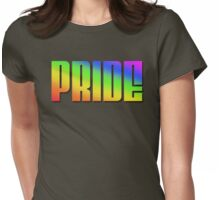 Pride T-Shirt Womens Fitted T-Shirt