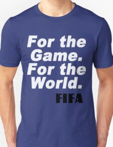 For game for the world fifa Funny Geek Nerd T-Shirt