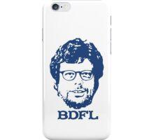 Guido + BDFL iPhone Case/Skin