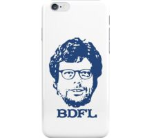 Guido + BDFL iPhone Case/Skin