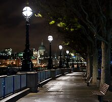 South Bank London by Fraser Ross