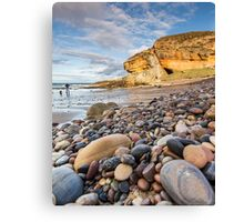 Pebbles of Primrose Bay  Canvas Print