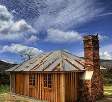 Sawyers Hut by Raquel O'Neill