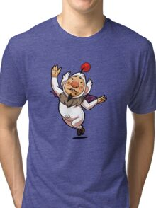 Tingle Tingle Moogle-Limpah! Tri-blend T-Shirt