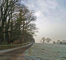 The Lane to Weardley by WatscapePhoto