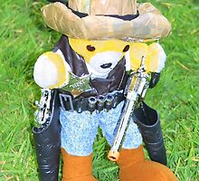 There's a new sheriff in town by missmoneypenny
