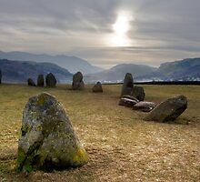 Castlerigg Stone Circle by Stephen Paylor