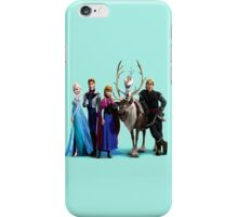 Frozen Characters iPhone Case/Skin