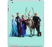 Frozen Characters iPad Case/Skin