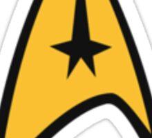 Star Trek: Command Logo Sticker
