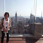 I love New York! by Maria Catalina Wiley