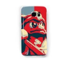 Dedede For President Samsung Galaxy Case/Skin