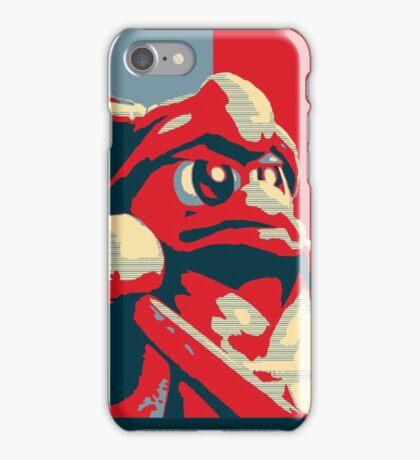 Dedede For President iPhone Case/Skin