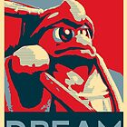 Dedede For President by rayball36
