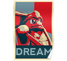 Dedede For President Poster