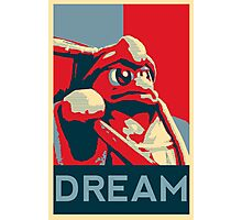 Dedede For President Photographic Print