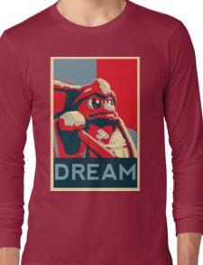 Dedede For President Long Sleeve T-Shirt