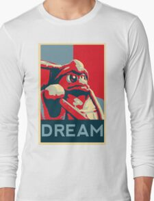Dedede For President Long Sleeve T-Shirt