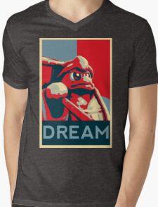 Dedede For President Mens V-Neck T-Shirt