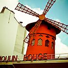 Moulin Rouge by Jorge Quinteros