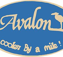 Avalon - New Jersey. by America Roadside.