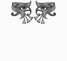 Eye of Horus - Dual / Mirrored Womens Fitted T-Shirt