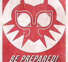 Majora's Mask Apocalypse Poster by AlisterCat