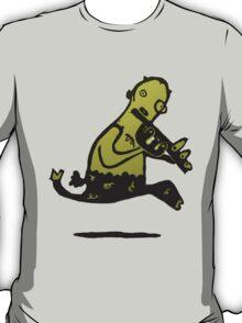 Frolicking satyr T-Shirt