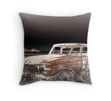 After the Apocalypse Throw Pillow