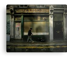 tea rooms Metal Print