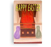 EASTER 64 Canvas Print