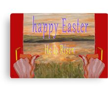 EASTER 66 Canvas Print