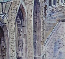 Gray Walls by jadlart