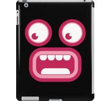 Shocked TIKI Screaming iPad Case/Skin