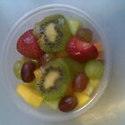 Tropical fruit salad by Shirley Cooper (B)Lake