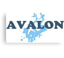 Avalon - New Jersey. Canvas Print