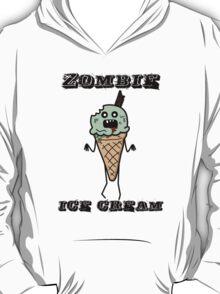Zombie ice cream T-Shirt