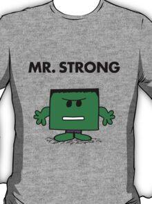 The Hulk - Mr Strong T-Shirt